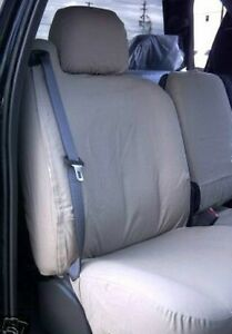 chevy silverado 1999 2006 seat covers front 40 20 40 charcoal ebay. Black Bedroom Furniture Sets. Home Design Ideas