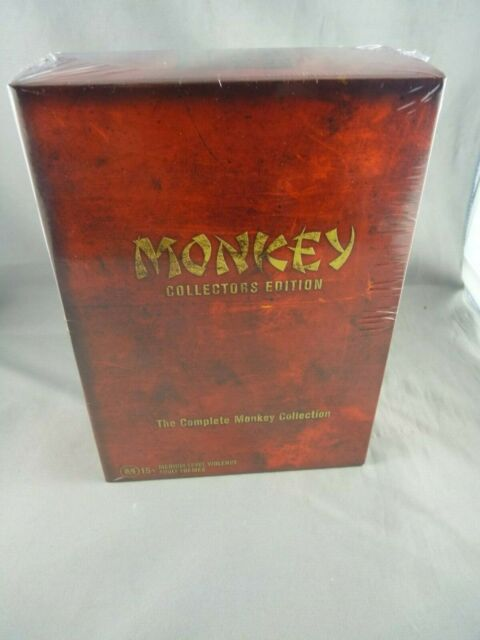 Monkey Magic Complete Collection DVD Series Box Set 16-Disc Set *Brand New*