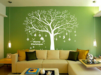 Huge Family Tree Wall Sticker Vinyl Art Home Decals Room Decor UK  SH58
