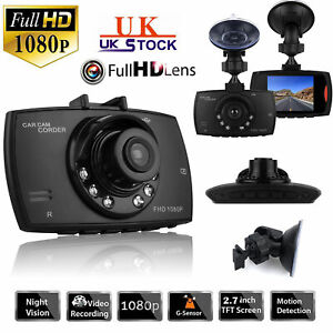 New-2-7-034-LCD-Lens-Camera-Full-HD-1080P-Car-DVR-Video-Dash-Cam-Front-Recorder-UK