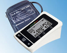 Bp1305 Talking Arm blood pressure monitor Large LCD, Memory,WHO , AC adapter