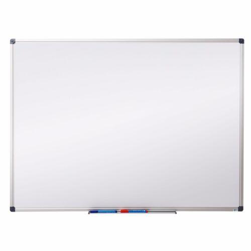 Whiteboard Schreibtafel Magnettafel Wandtafel Größe 60x45cmZubehör