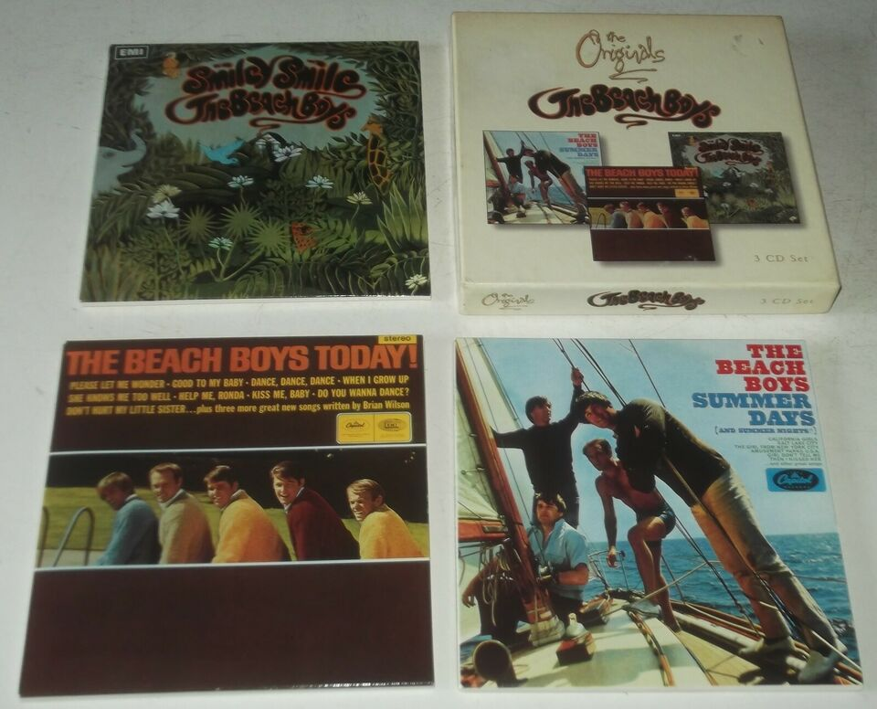 The Beach Boys: The Originals, pop