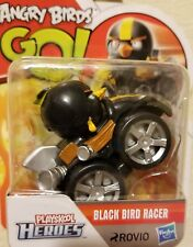 Factory Sealed Angry Birgs Go Black Bird Racer brand new GS