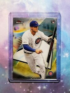 2020-Topps-Finest-Baseball-Rookie-Card-RC-Nico-Hoerner-Chicago-Cubs-45