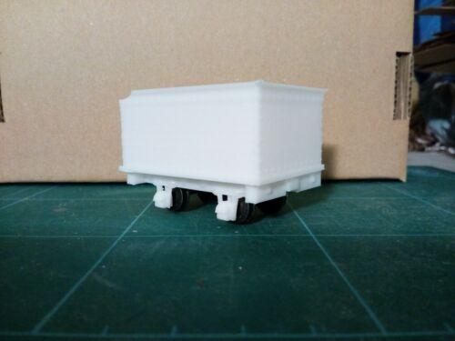 0n30//On30 4 Wheeled Wagon Kits
