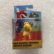 World Of Nintendo Super Mario Koopa Troopa 5 Inch Plush Figure