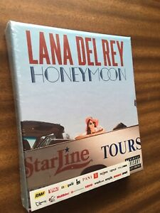 LANA DEL REY HONEYMOON LIMITED EDITION SET NEW SEALED BOX