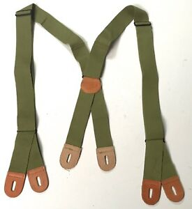 WWII-US-M1943-TROUSERS-SUSPENDERS