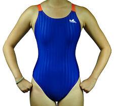 YINGFA Women Endurance Racing Competition Aqua-Blade Splice Swimsuit Size 34 XL