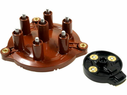 For 1990-1993 Mercedes 300SL Distributor Cap and Rotor Kit SMP 98394QY 1992 1991