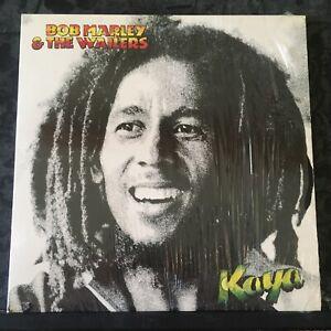 Bob Marley & The Wailers KAYA Vinyl Lp in shrink