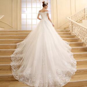 Brautkleid Hochzeitskleid Kleid Braut schulterfrei von Babycat collection BC633