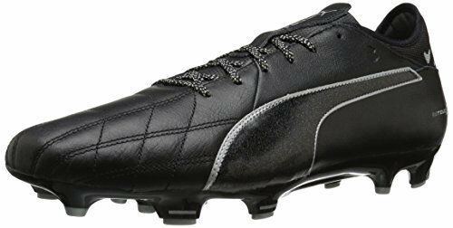 PUMA Mens Evotouch 3 Lth FG Soccer Shoe- Select Price reduction The most popular shoes for men and women