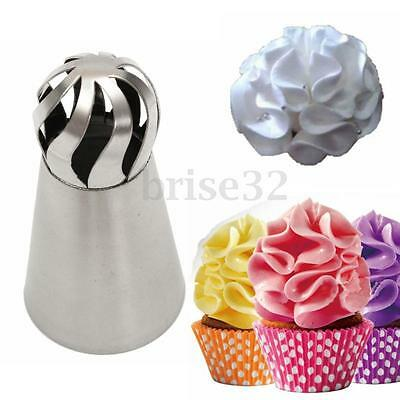 Flower Cake Sugarcraft Decorating Icing Piping Nozzles Pastry Tips Baking Tool