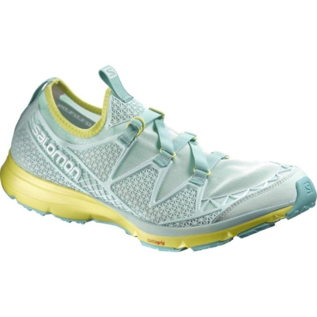 Salomon Salomon Salomon crossamphibian Scarpe da donna scarpe da ginnastica Sport Igloo blu Gecko ddd8ad