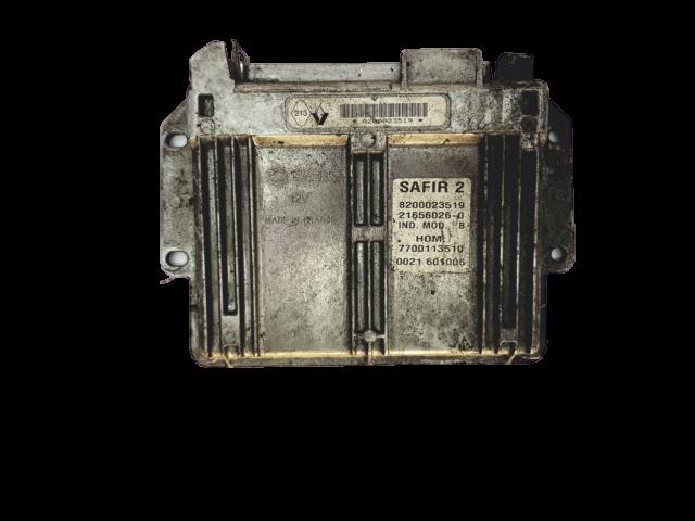 Controlador Renault 8200023519 7700113510 21656026-0 Sagem 26080