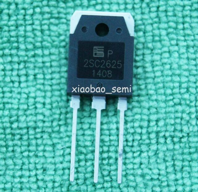 1PCS 2SC2625 FUJI Power Transistor TO-3P HIGH VOLTAGE HIGH SPEED NEW C2625