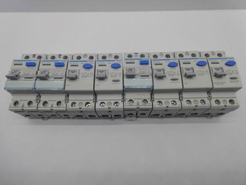 300 mA Hager RCD interruptor de corriente residual viaje cuatro Polo de tres fases de 30 100