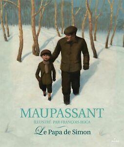 Le-papa-de-Simon-Maupassant-Album-illustre-pour-enfants