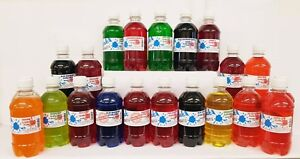 4-x-330ml-Slush-Puppy-Syrups-Snow-Cone-Slush-Syrups-Choose-your-own-4-flavours