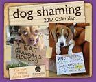 Dog Shaming - 2017 Boxed Calendar 16 X 13cm