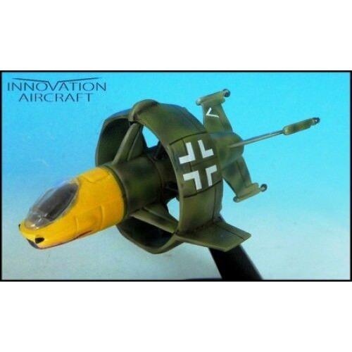 INNOVATION AIRCRAFT IAFFW006 1 72 HEINKEL WESPE FIGHTER (RESIN) MODEL
