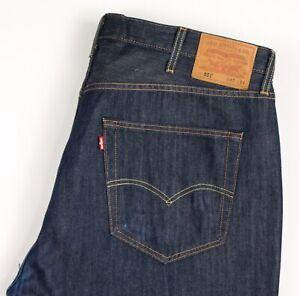 Levi's Strauss & Co Hommes 501 Jeans Jambe Droite Taille W42 L28 BDZ343