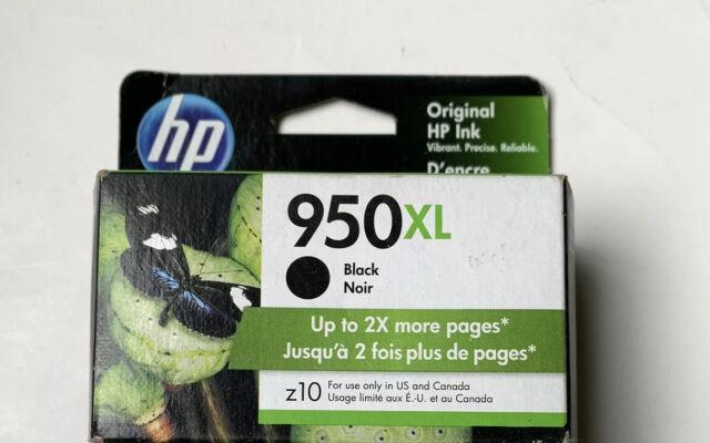 HP 950 Xl Pack Ink Cartridge, Black Exp2021+