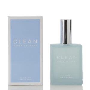 Clean Fresh Laundry Perfume 214 60 Ml Eau De Parfum Spray New