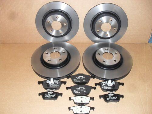 Beläge vorne 300mm 280mm + hinten Original Bremsscheiben Ford Focus//C-MAX