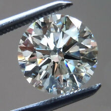BUY CERTIFIED .071 cts. Round Cut White-F/G Color Loose Real/Natural Diamond 1A