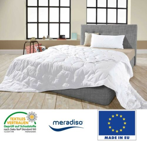 Tencel Steppbett Stepp Bett 155 x 220 cm MERADISO  Bettdecke Decke
