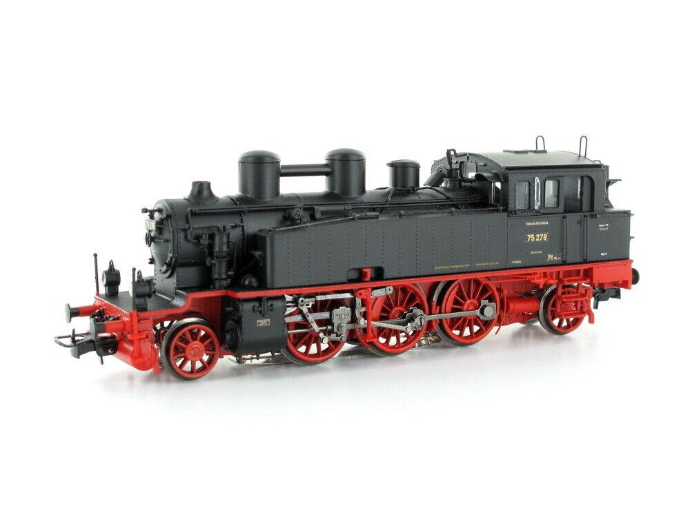 Liliput l131196 máquina de vapor tenderlok br 75 278 Bad Vib DRG ac digital h0