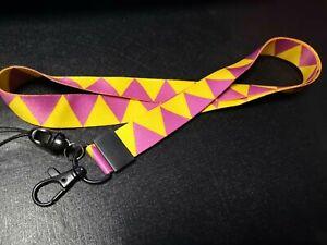 JoJo/'s Bizarre Adventure Caesar Headband Keyring Key Chain Lanyard Strap Cosplay