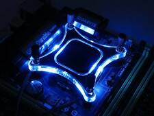 XSPC RayStorm V3 CPU Water/Liquid Cooling Block - SPECIAL BLUE VERSION (Intel)