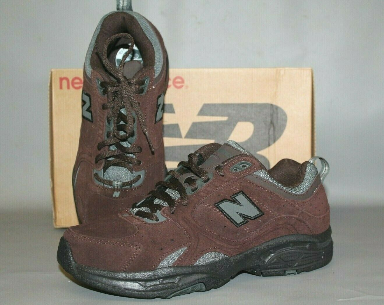 NEW Men's New Balance MX622OD Size 8 2E (Extra Wide) Brown Athletic shoes