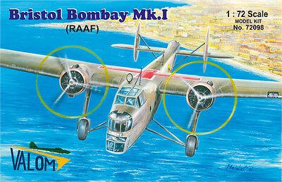 Valom 1//72 Bristol Type 130 Bombay plastic kit