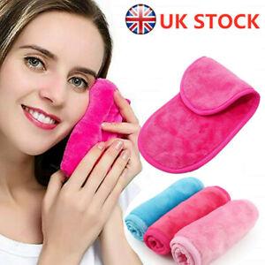 4Pcs-Microfiber-Make-Up-Remover-Cloth-Ultra-Soft-Reusable-Cleansing-Towel-UK