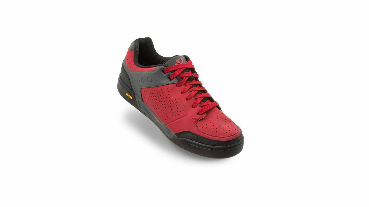 Giro ridance Dirt MTB bicicleta zapatos rojo negro 2019