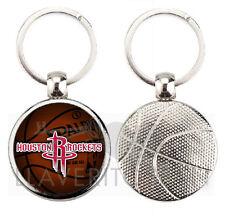 HOUSTON ROCKETS NBA BASKETBALL KEYRING-KEYCHAIN-PORTACHIAVI-PORTE-CLÉS-LLAVERO