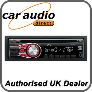 JVC-KD-R331-CD-MP3-AUX-In-Car-Stereo-Radio-Head-unit-Front-Aux-for-iPod-iPhone
