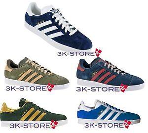 Scarpa Adidas Original Chaussures Gazelle Trainer v8NnwOm0