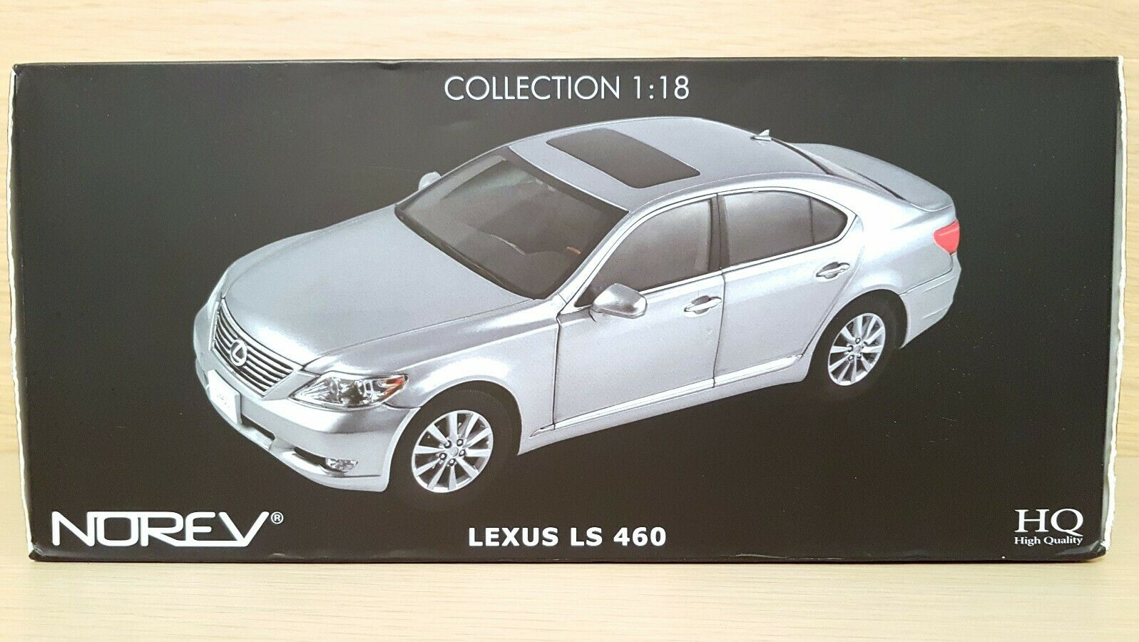 Lexus LS 460 (2006) scala 1 18 Norev High Quality. Very Rare