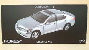 Lexus Ls 460 (2006) Scala 1/18 Norev Haute Qualité. Très rare!!!