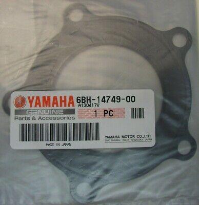 YAMAHA EXHAUST MUFFLER DAMPER GASKET GP1300R XLT GP 1200 66V-14749-00 NEW OEM