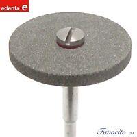 Edenta Supermax™ Diamond Sintered Rubber Wheel For Carbide Gravers Grinding