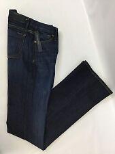 Fidelity Women's Supreme Curvy Bootcut Denim Jeans Sz26 I512