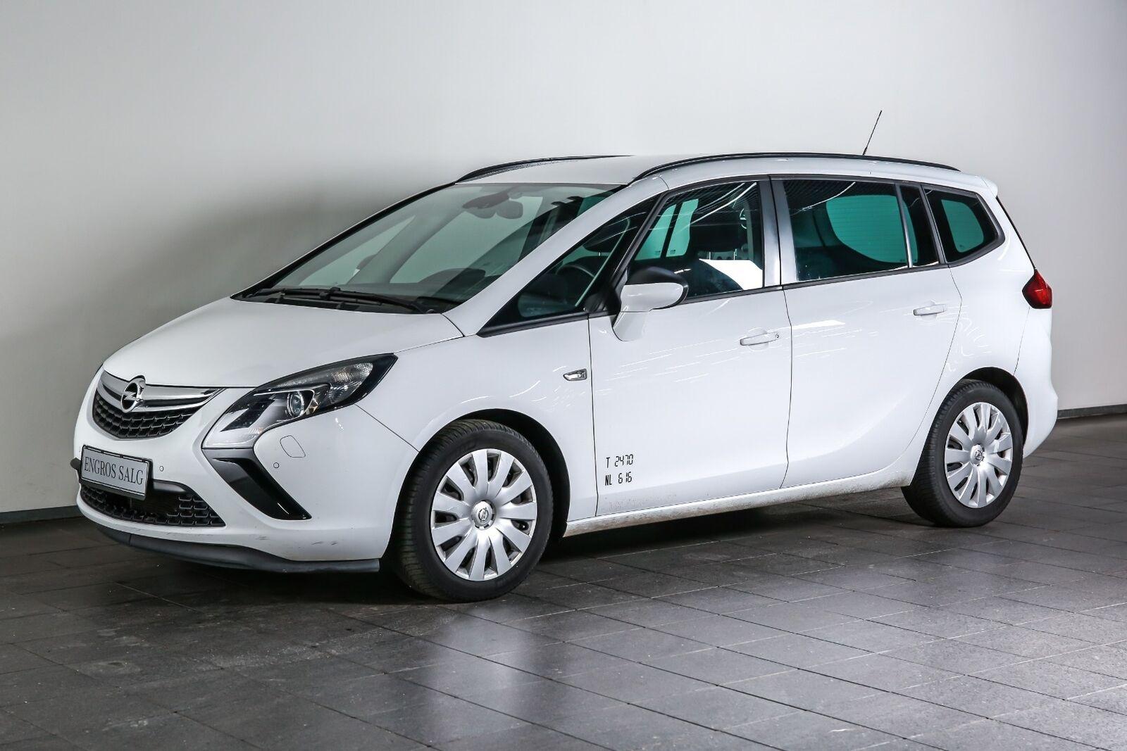Opel Zafira 2,0 CDTi 170 Cosmo aut. Flexivan