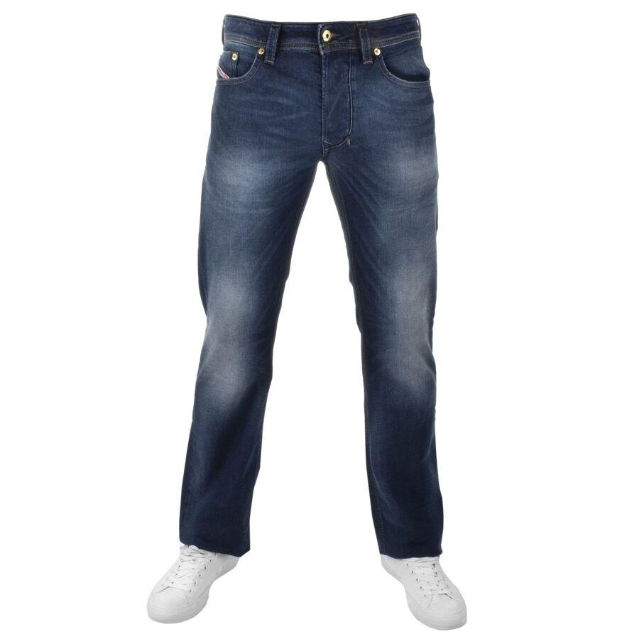 Diesel Larkee Jeans, Wash 0853R, 0853R, 0853R, Regular Waist, Straight Leg, Stretch Denim | Sale Online Shop  c0bec9